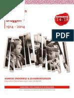 Lerarenhandleiding Antwerpen Bouwt Bruggen