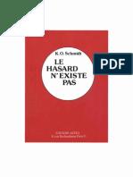 Le Hasard n'Existe Pas -K O_Schimdt