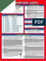 BB ref sheet