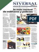 Planas de Periodicos Impresos Jue 24 Oct 2013