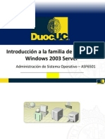 1 Introduccion a La Familia de Microsoft Windows Server 2003