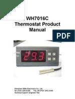 Willhi Wh7016c 12vdc User Manual