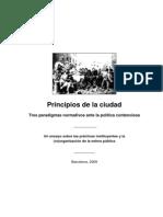 Principios de La Ciudad