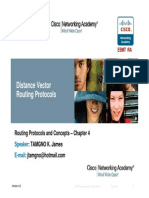Chpt4 Distance Vector Routing Protocols-2009-Good