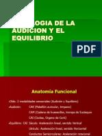 Fisiologia de La Audicion y Equilibrio Dp