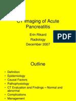 CT Imaging of Acute Pancreatitis.ppt
