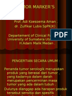 ON-K8 KULIAH TUMOR MARKER'S.ppt
