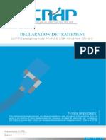 CNDP Declaration Normale 2