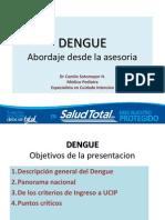 Presentacion Del Dengue Hemorragico