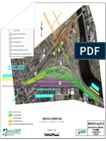 Mass Pike Allston reconfiguration options