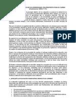 EVALUACIÓN AUTÉNTICA DE LOS APRENDIZAJES
