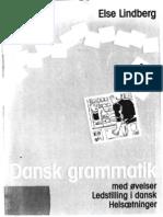 Dansk Gramatic B