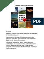 Convite à Federação Galáctica para Nos Ajudar.doc