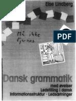 Dansk Gramatik C