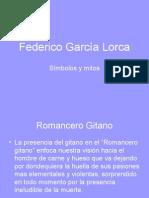 Federico García Lorca Presentación