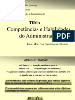 O Papel Do Administrador_aula 2