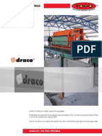 FP Draco Toro Equipment Especificaciones Técnicas WEB