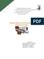 Difusión Masiva de Información y su Regulación Jurídica.