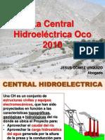 Observaciones OCOÑA HYDRO