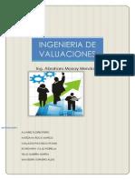Ingenieria de Valuaciones1