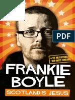 Scotland's Jesus by Frankie Boyle - An Extract