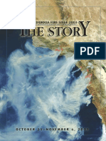 California Fire Siege 2003- The Story