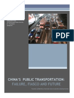 chinas public transportation final