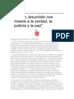 Cea. 9.12.12. lA,La Justicia y La Paz