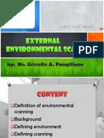 Externalenvironmentalscan Report 130323100555 Phpapp02