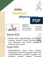 Presentasi RCM