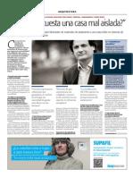 Entrevista La Vanguardia