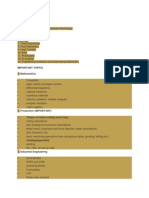 Subject Wise Priority List.docx