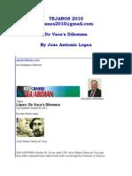 Jose Antonio Lopez - De Vaca's Dilemma
