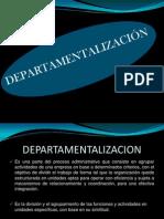 Presentación1 departamentalizacion