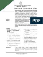 Tecnicas de Organizacion Del Trabajo y Uso Del Tiempo_12 Horas