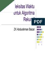 Kompleksitas Waktu untuk Algoritma Rekursif.pdf