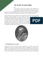 PRIMER VIAJE DE SAN PABLO.doc
