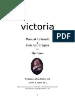 Manual Revisado de Victoria