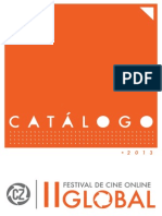 Catálogo Festival Global
