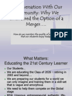 merger study powerpoint 1