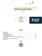 Cuadernillo Lenguaje Oral Profesor