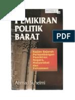 Pemikiran Politik Barat