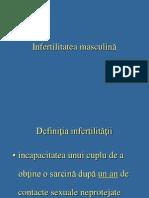 Diagnosticul infertilitatii masculina.ppt
