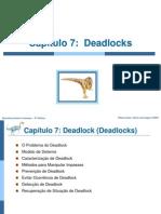 Sistemas Operacionais A7 Deadlocks