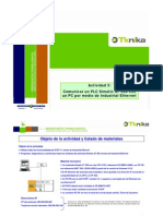 InfoPLC Net Comunicar PLC Simatic S7300 Con PC Mediante IE