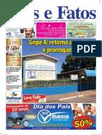 Jornal Atos e Fatos - 634 - 01-08-2009
