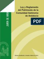 Ley de Patrimonio Junta Andalucía
