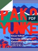 Paco Yunque en Qheshwa