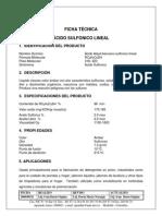 Acido Dodecil Benceno Sulfonico