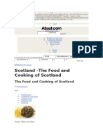 Scotlad Food